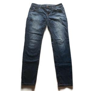 American Eagle Skinny Jeggings Size 6 Short Jeans